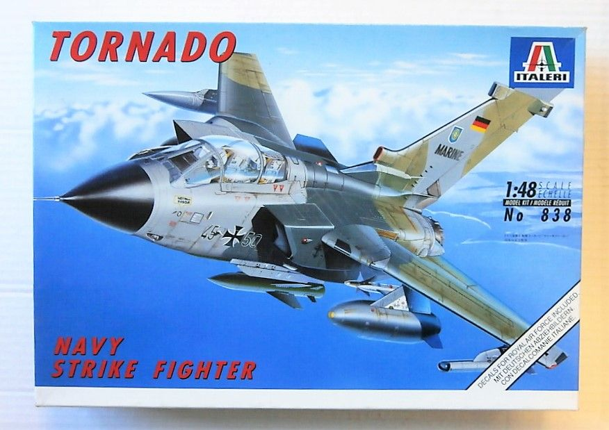 838 TORNADO NAVY STRIKE FIGHTER