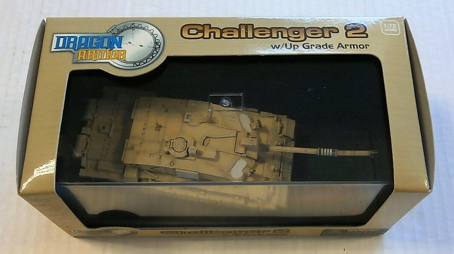 60044 CHALLENGER 2 W/UP GRADE ARMOUR ROYAL SCOTS IRAQ 2003