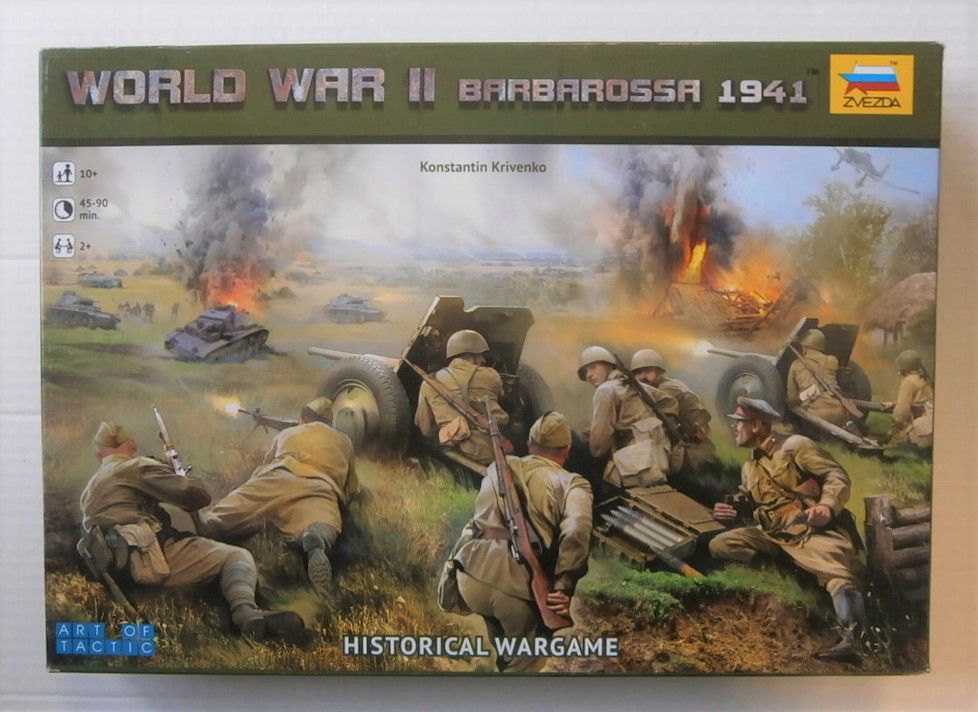 6134 WORLD WAR II BARBAROSSA 1941  UK SALE ONLY