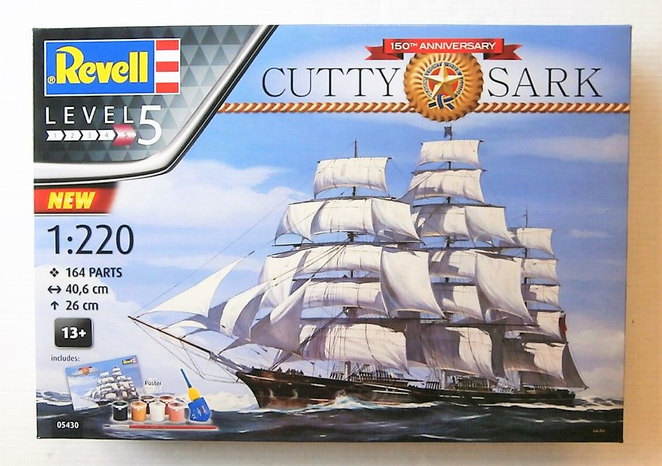 05430 CUTTY SARK 150th ANNIVERSARY