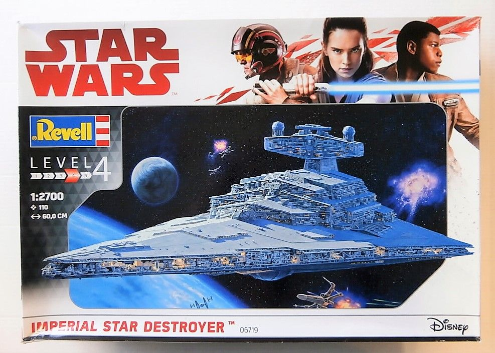06719 STAR WARS IMPERIAL STAR DESTROYER  UK SALE ONLY