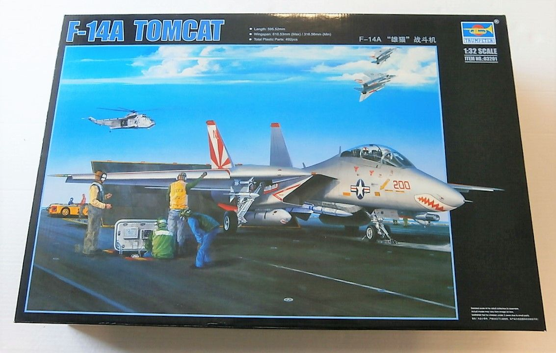 03201 F-14A TOMCAT  UK SALE ONLY