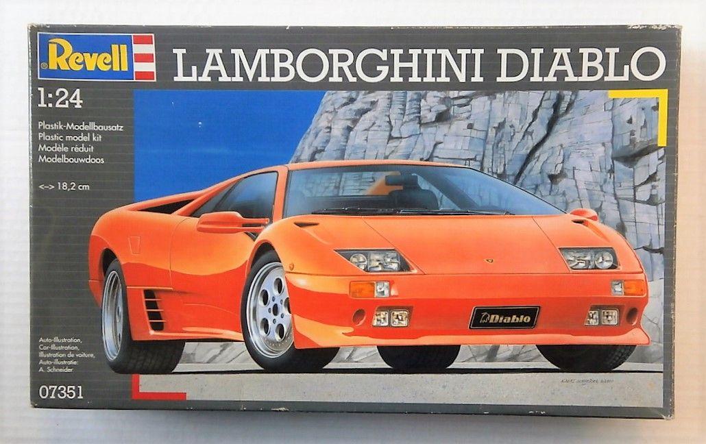 07351 Lamborghini Diablo