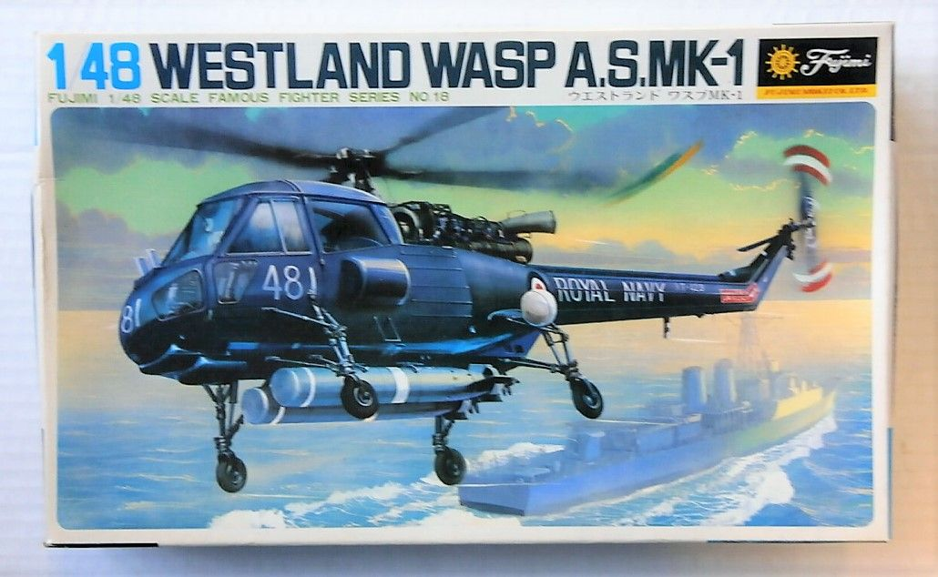 5A18 WESTLAND WASP AS Mk.1