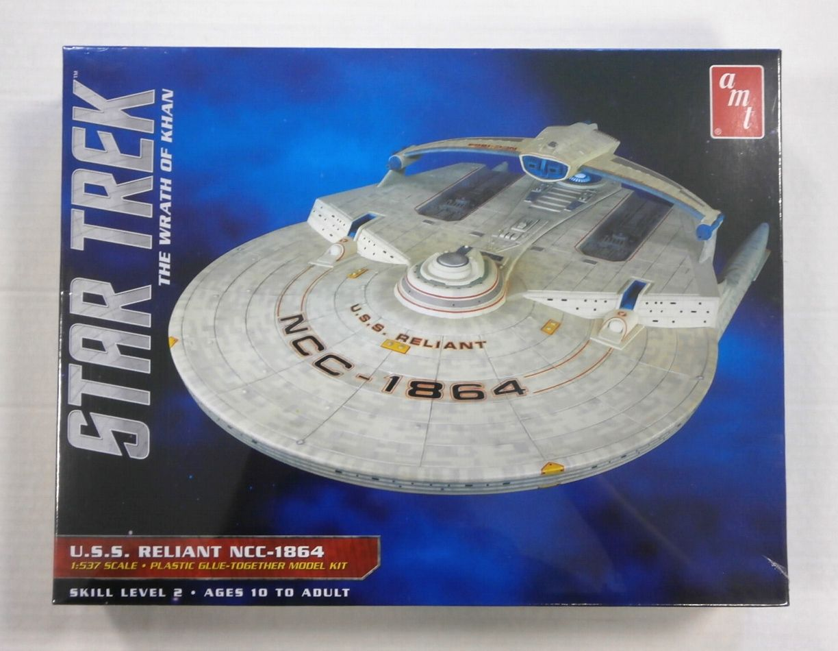 1036 STAR TREK USS RELIANT NCC-1864 THE WRATH OF KHAN