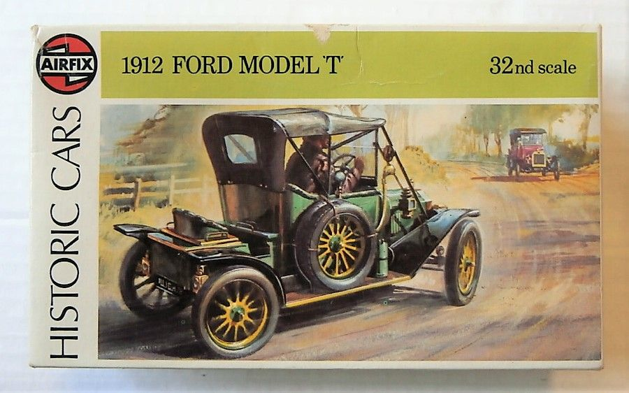 02443 1912 FORD MODEL T