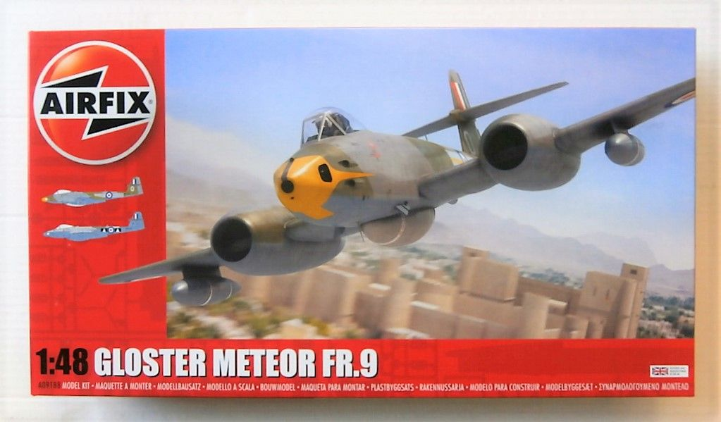 09188 GLOSTER METEOR FR.9