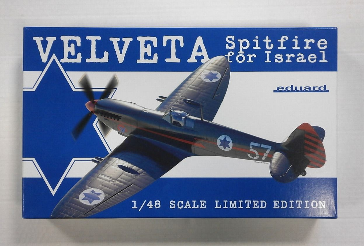 11111 VELVETA SPITFIRE FOR ISRAEL