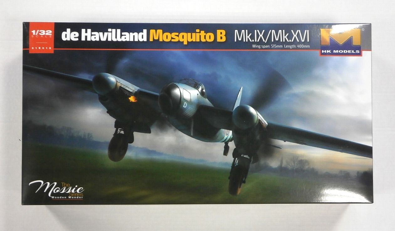 01E016 DE HAVILLAND MOSQUITO B Mk.IX/Mk.XVI   UK SALE ONLY