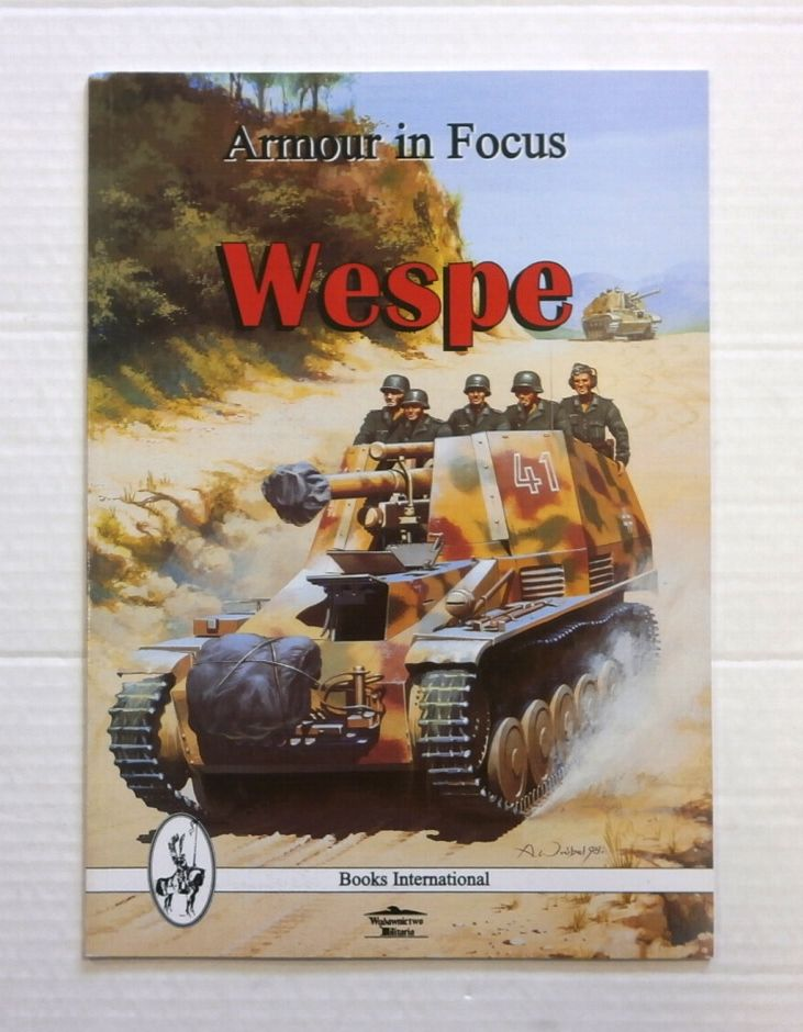 ZB853  ARMOUR IN FOCUS WESPE