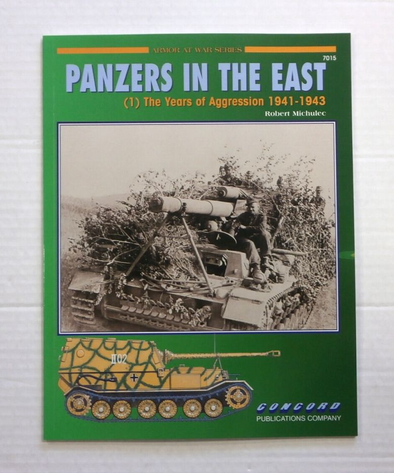 ZB861 ARMOR AT WAR SERIES PANZERS IN THE EAST