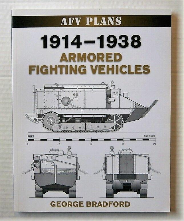 Zb2180 Afv Plans 1914