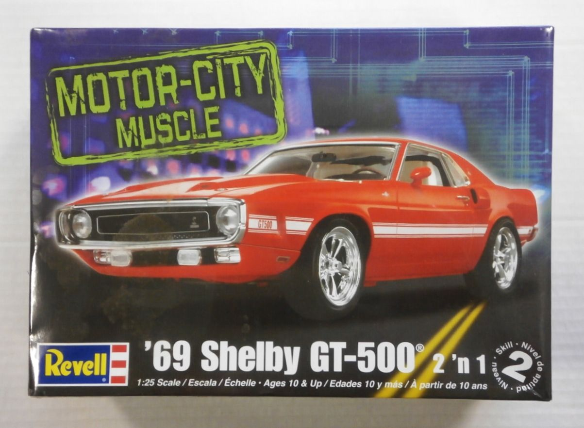 2158 69 SHELBY GT-500