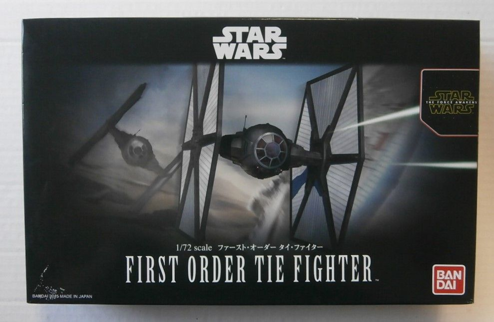 0203218 FIRST ORDER TIE FIGHTER