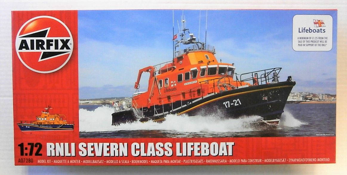 07280 RNLI SEVERN CLASS LIFEBOAT
