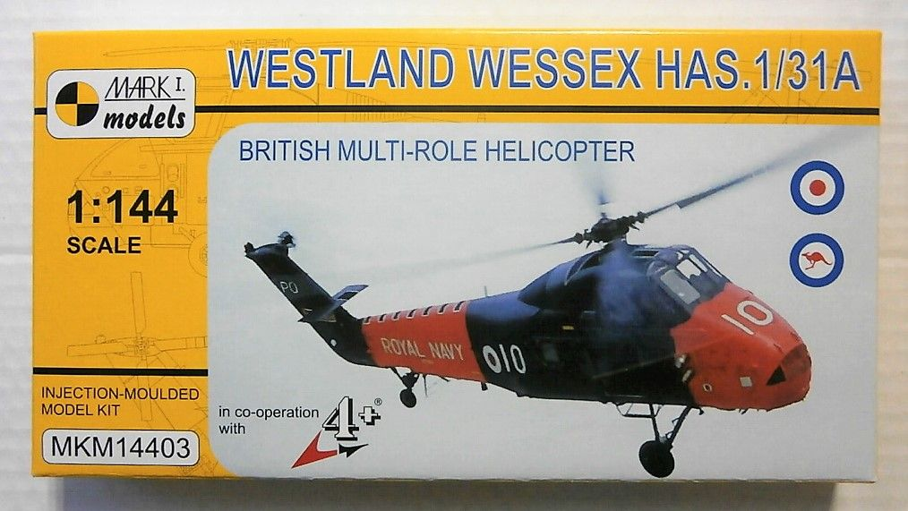 14403 WESTLAND WESSEX HAS.1/31A