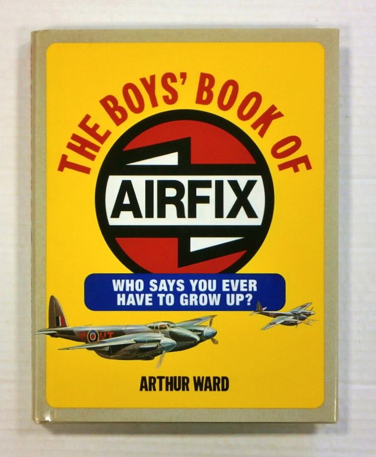 ZB1100 THE BOYS BOOK OF AIRFIX