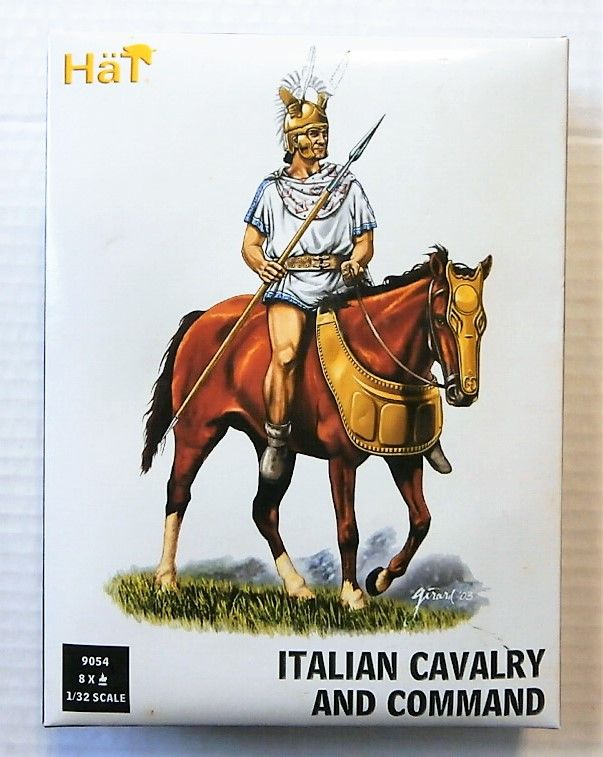 9054 ITALIAN CAVALRY AND COMMAND