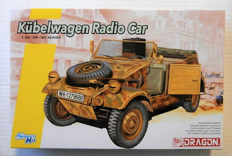 6886 KUBELWAGEN RADIO CAR