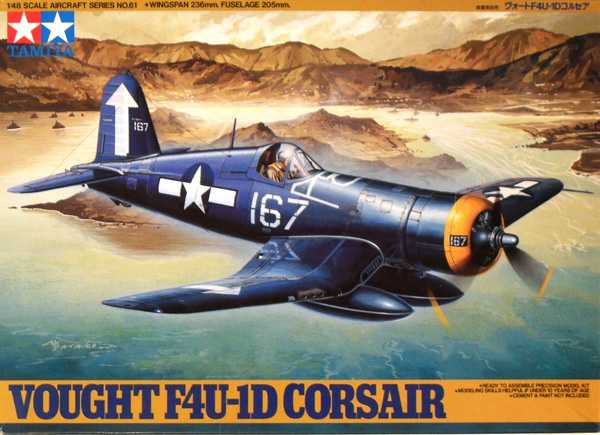 61061 VOUGHT F4U-1D CORSAIR