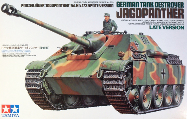 35203 JAGDPANTHER LATE VERSION