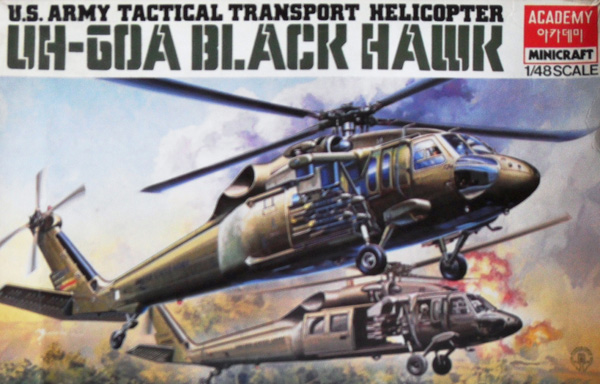 1612 UH-60A BLACK HAWK