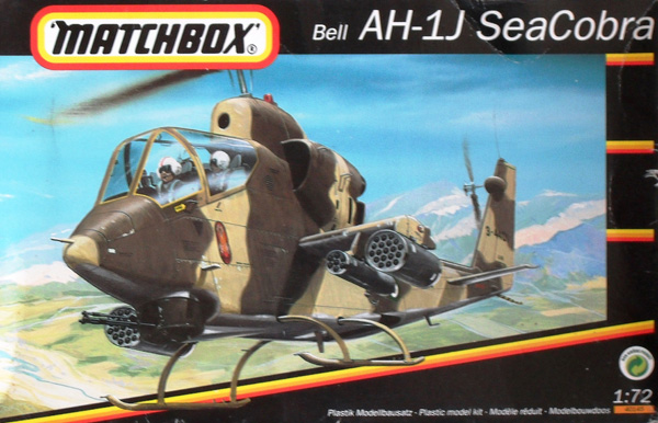 40145 AH-1J SEA COBRA