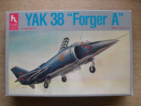 1384 YAK 38 FORGER A