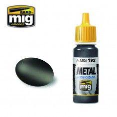 AMMO BY MIG JIMENEZ  0192 POLISHED METAL 17ml ACRYLIC PAINT FOR BRUSH   AIRBRUSH