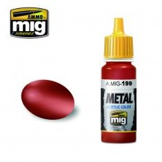 AMMO BY MIG JIMENEZ  0199 COPPER 17ml ACRYLIC PAINT FOR BRUSH   AIRBRUSH