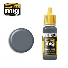 AMMO BY MIG JIMENEZ  0245 OCEAN GREY 17ml ACRYLIC PAINT FOR BRUSH   AIRBRUSH