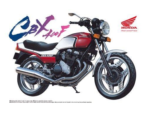 AOSHIMA 1/12 04164 HONDA CBX 400F