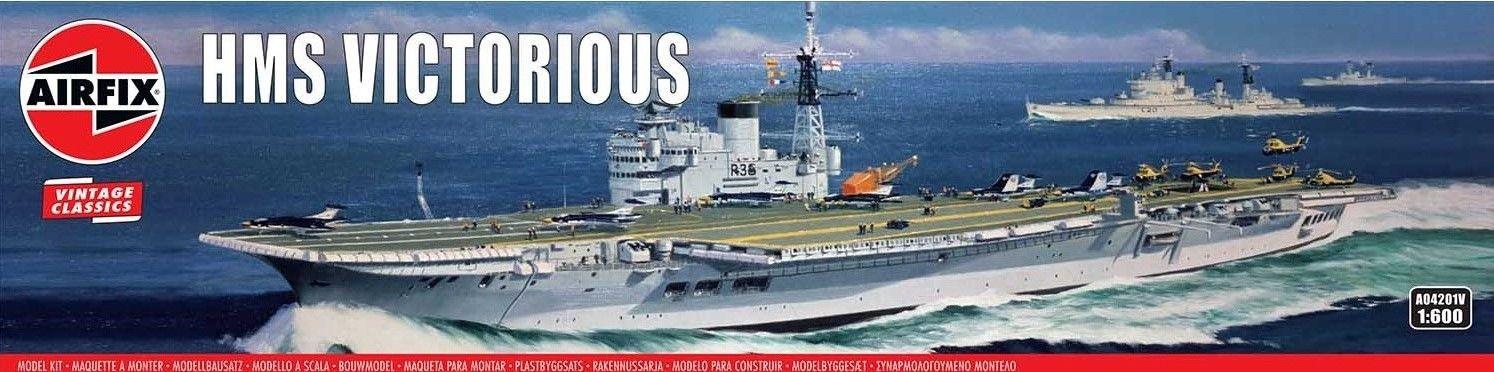 AIRFIX 1/600 A04201V HMS VICTORIOUS
