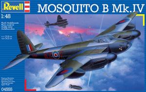 REVELL 1/48 04555 MOSQUITO B Mk.IV