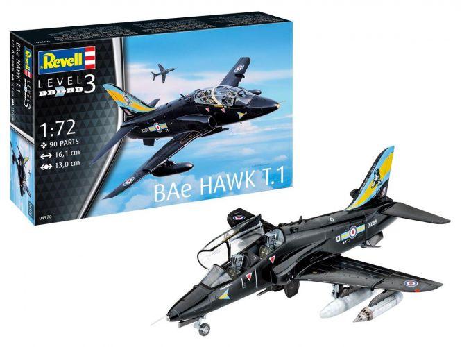 REVELL 1/72 04970 BAE HAWK T.1