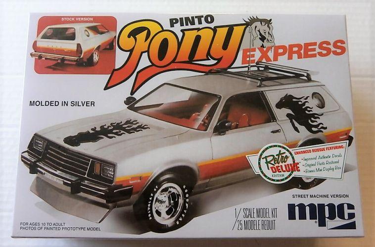 MPC 1/25 845 PINTO PONY EXPRESS