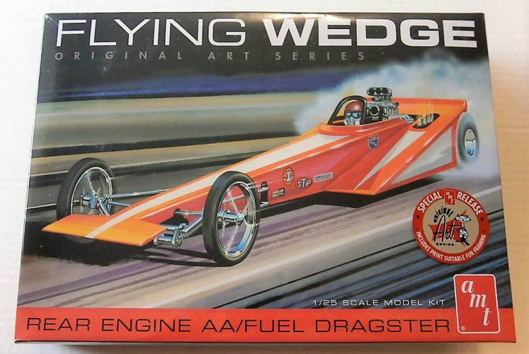 AMT 1/25 927 FLYING WEDGE
