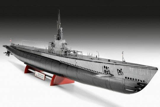REVELL 1/72 05168 US NAVY SUBMARINE GATO-CLASS  UK SALE ONLY