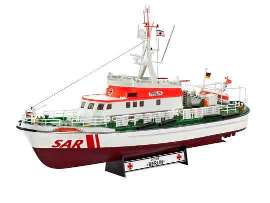 REVELL 1/72 05683 SEARCH AND RESCUE BERLIN