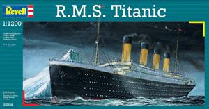 REVELL 1/1200 05804 R.M.S. TITANIC