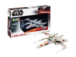 REVELL 1/57 06779 STAR WARS X-WING FIGHTER