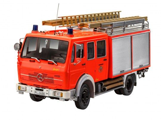REVELL 1/24 07655 MERCEDES-BENZ LIMITED EDITION