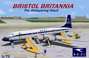 MACH 1/72 086 BRISTOL BRITTANIA THE WHISPERING GIANT