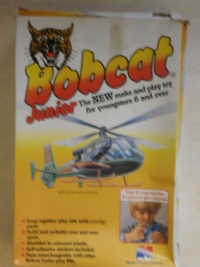 HUMBROL  BJ29 SAFARI HELICOPTER