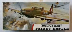 AIRFIX 1/72 259 FAIREY BATTLE
