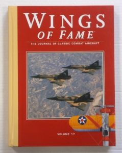 CHEAP BOOKS  ZB786 WINGS OF FAME VOLUME 17