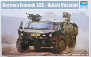 TRUMPETER 1/35 05533 GERMAN FENNEK LGS DUTCH VERSION