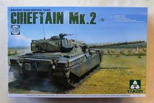 TAKOM 1/35 2040 CHIEFTAIN Mk.2