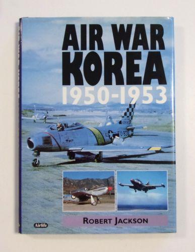 CHEAP BOOKS  ZB1941 AIR WAR KOREA 1950-1953 - ROBERT JACKSON