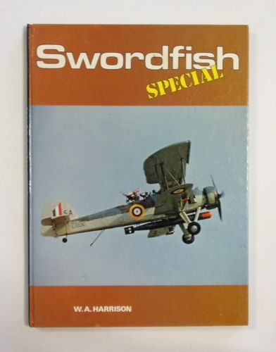 CHEAP BOOKS  ZB1949 SWORDFISH SPECIAL W.A. HARRISON